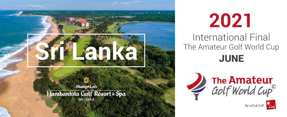 The Amateur Golf World Cup 2019 Sri Lanka