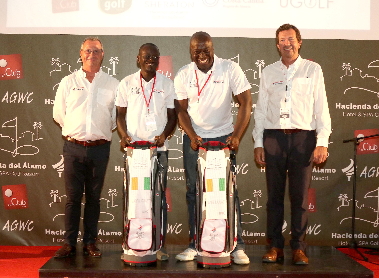 Team Ivory Coast AGWC 2019