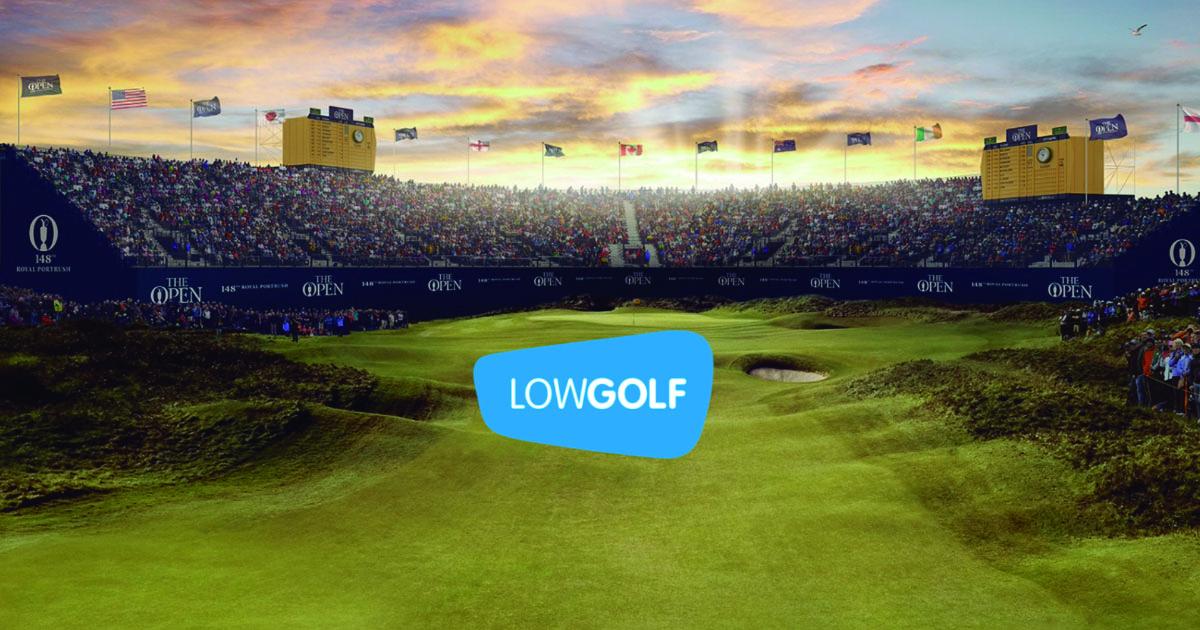 lowgolf banner