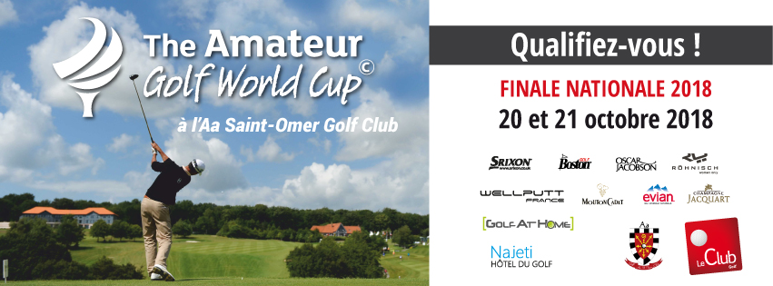 finale nationale Amateur Golf Wolrd Cup 2018