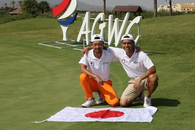 photo des gagnant 2019 de l'AGWC